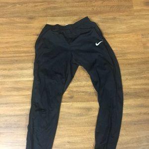 Black nike sweatpants